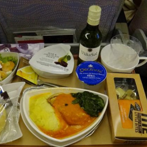 Emirates Gourmet Dinner