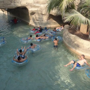Aquaventure @ The Palm Island
