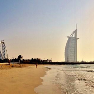 Jumeirah Beach Panoramic