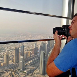 At the Top - Dubai Burj Khalifa
